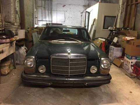 1970 Mercedes-Benz C-Class for sale in Cadillac, MI