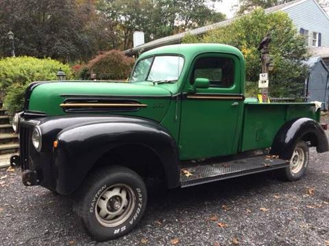 1946 Ford F-100 for sale in Cadillac, MI