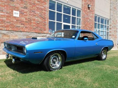 Used 1970 Plymouth Barracuda For Sale - Carsforsale com®