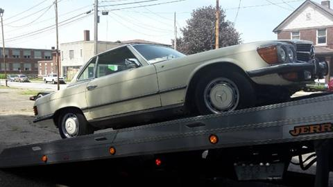 1973 Mercedes-Benz 350-Class for sale in Cadillac, MI