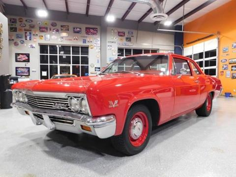 1966 Chevrolet Biscayne for sale in Cadillac, MI