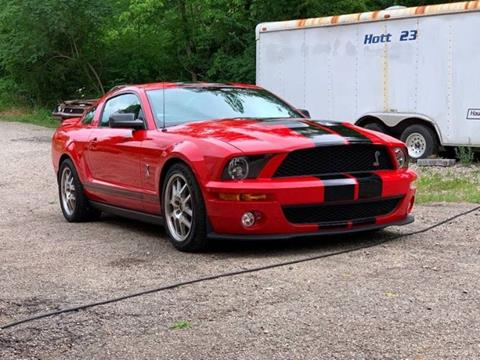 2008 Ford Shelby GT350 for sale in Cadillac, MI