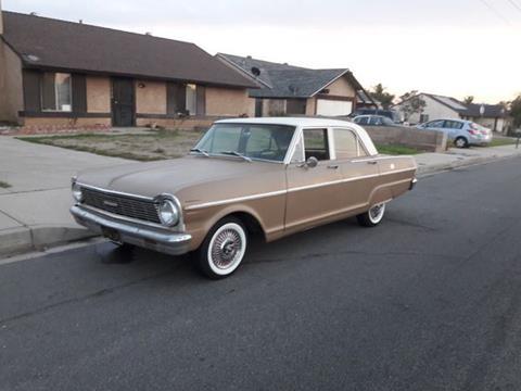 1965 Chevrolet Nova for sale in Cadillac, MI