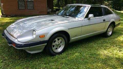 1983 Datsun 280ZX for sale in Cadillac, MI