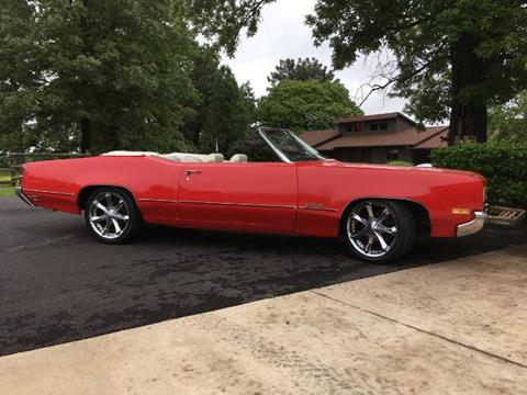 1970 Oldsmobile Delta Eighty-Eight for sale in Cadillac, MI