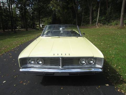 1966 Dodge Coronet for sale in Cadillac, MI