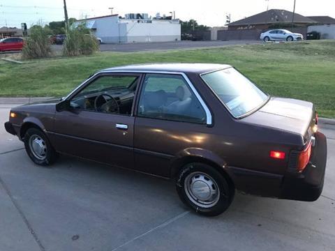 1983 Nissan Sentra for sale in Cadillac, MI