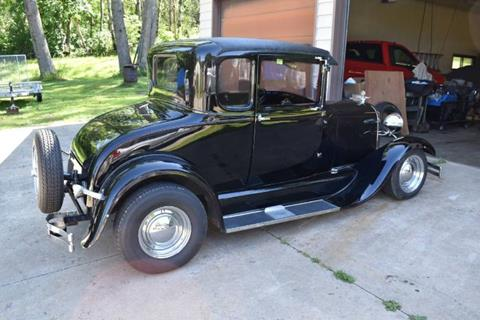 1929 Ford Model A for sale in Cadillac, MI