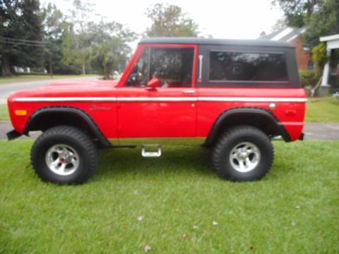 1976 Ford Bronco for sale in Cadillac, MI