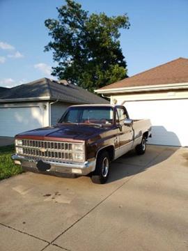 1982 Chevrolet Silverado 1500 SS Classic for sale in Cadillac, MI