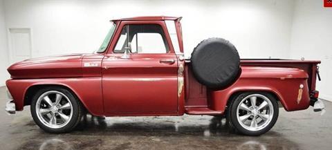 1965 Chevrolet C/K 10 Series for sale in Cadillac, MI