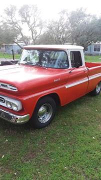 1961 Chevrolet Apache for sale in Cadillac, MI