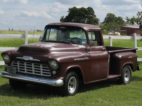 1956 Chevrolet C/K 20 Series for sale in Cadillac, MI