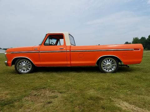 1979 Ford F-250 for sale in Cadillac, MI