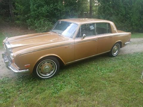 1973 Rolls-Royce Silver Shadow for sale in Cadillac, MI