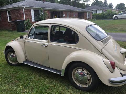 1969 Volkswagen Beetle for sale in Cadillac, MI