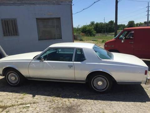 1977 Chevrolet Caprice for sale in Cadillac, MI