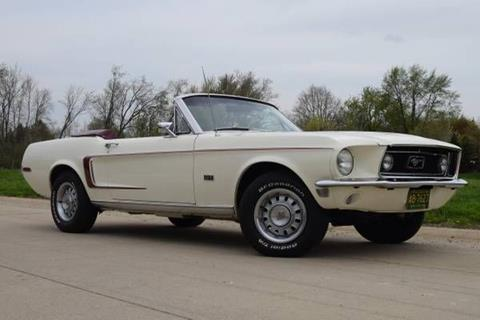 68 Fastback Mustang >> 1968 Ford Mustang For Sale In Cadillac Mi