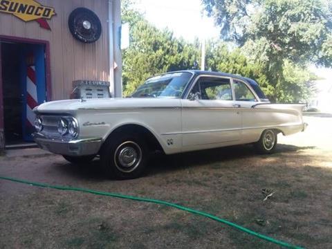 1960 Mercury Comet for sale in Cadillac, MI