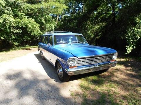 1964 Chevrolet Nova for sale in Cadillac, MI