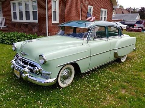1953 Chevrolet 210 for sale in Cadillac, MI