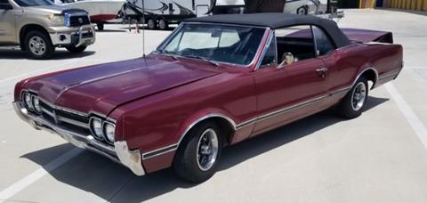 1965 Oldsmobile Cutlass for sale in Cadillac, MI