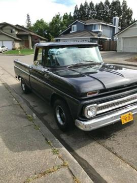 1962 Chevrolet C/K 10 Series for sale in Cadillac, MI