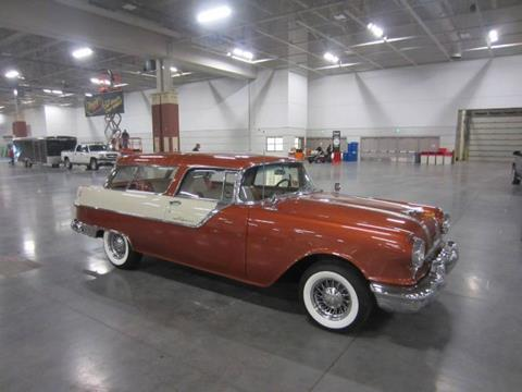 1955 Pontiac Safari for sale in Cadillac, MI