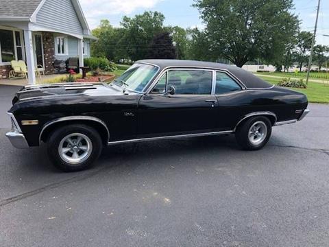 1971 Chevrolet Nova for sale in Cadillac, MI