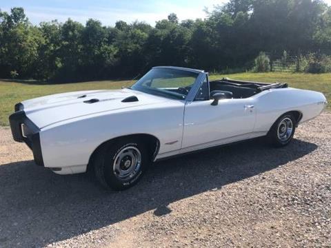 1968 Pontiac GTO for sale in Cadillac, MI