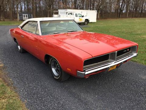 1969 Dodge Charger for sale in Cadillac, MI