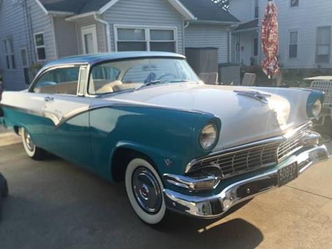 1956 Ford Fairlane for sale in Cadillac, MI