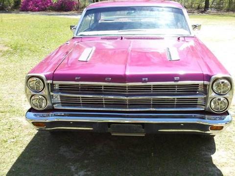 1966 Ford Fairlane 500 for sale in Cadillac, MI