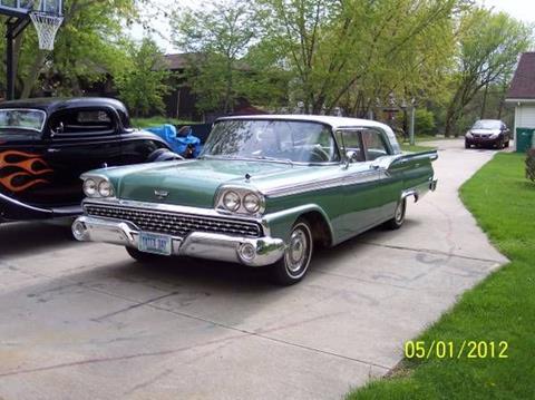 1959 Ford Fairlane 500 for sale in Cadillac, MI