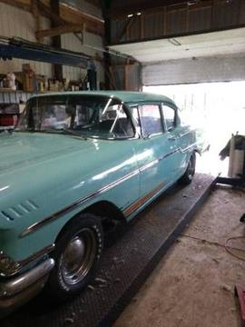 1958 Chevrolet Biscayne for sale in Cadillac, MI