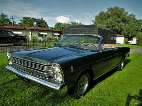 1966 Ford Galaxie 500 for sale in Cadillac, MI