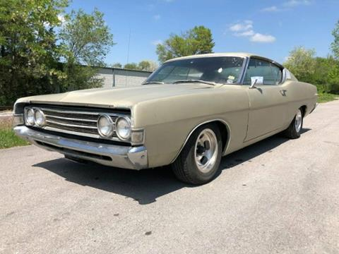 1969 Ford Fairlane for sale in Cadillac, MI