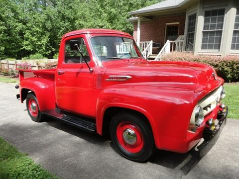 1953 Ford F-100 for sale in Cadillac, MI