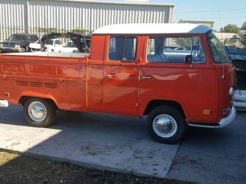 1971 Volkswagen Pickup for sale in Cadillac, MI