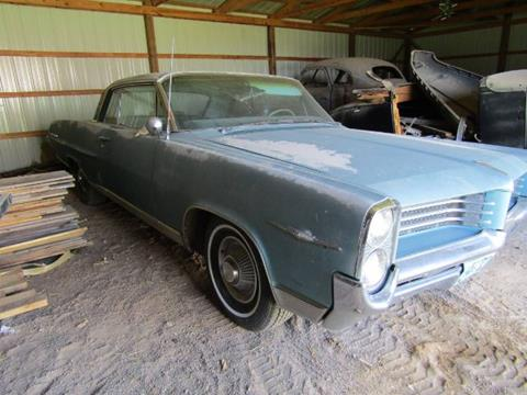1964 Pontiac Bonneville for sale in Cadillac, MI