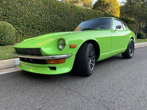 1973 Datsun 240Z for sale in Cadillac, MI