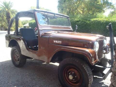 1962 Willys Jeep