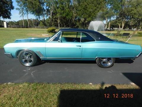 1967 Buick Skylark for sale in Cadillac, MI