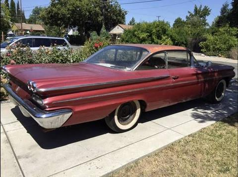 1960 Pontiac Catalina for sale in Cadillac, MI