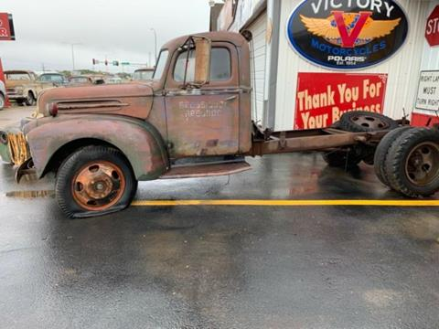1946 Ford F-150 for sale in Cadillac, MI