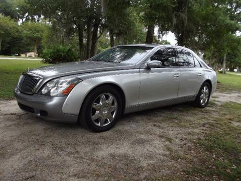 2005 Maybach 57 for sale in Cadillac, MI
