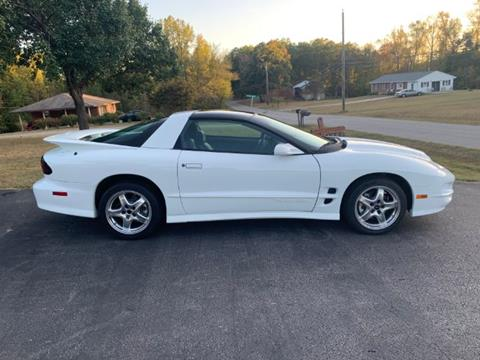 2001 Pontiac Trans Am for sale in Cadillac, MI