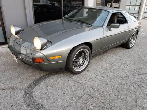 1987 Porsche 928 for sale in Cadillac, MI