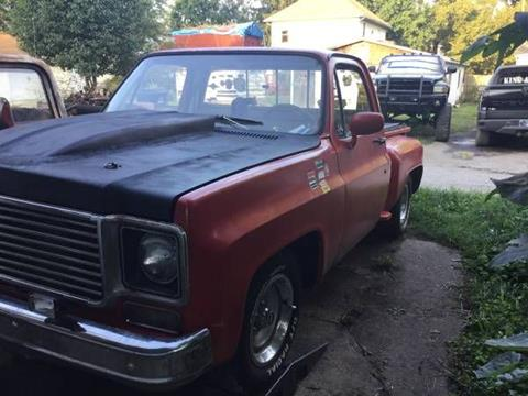 1975 GMC C/K 1500 Series for sale in Cadillac, MI