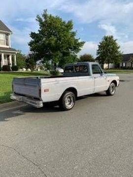 1969 GMC C/K 1500 Series for sale in Cadillac, MI